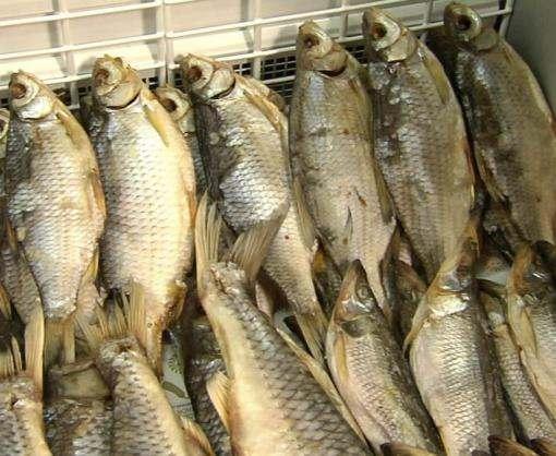 В Харьковской области у торговцев изъяли почти 300 кг рыбы