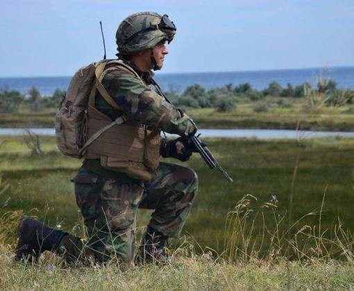 В Украине проходят масштабные учения десантников: видео