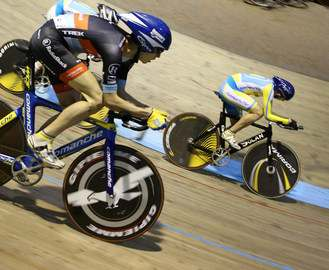 Велотрекеры привезли из Львова 15 медалей