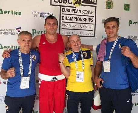 Чемпионат Европы по боксу в Харькове: четверо украинцев вышли в четвертьфинал