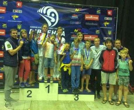 Харьковские спортсмены завоевали 13 золотых медалей на турнире по тхэквондо