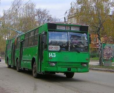 Харьковский горсовет утвердил соглашение с ЕБРР о кредите на закупку троллейбусов