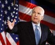 Сенатор Маккейн призвал Дональда Трампа предоставить Украине летальное вооружение