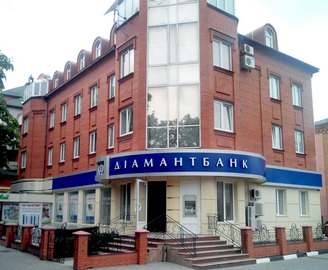НБУ ликвидирует «Диамантбанк»