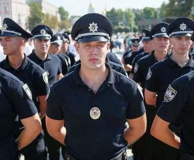 Харьков заполнят сотни полицейских