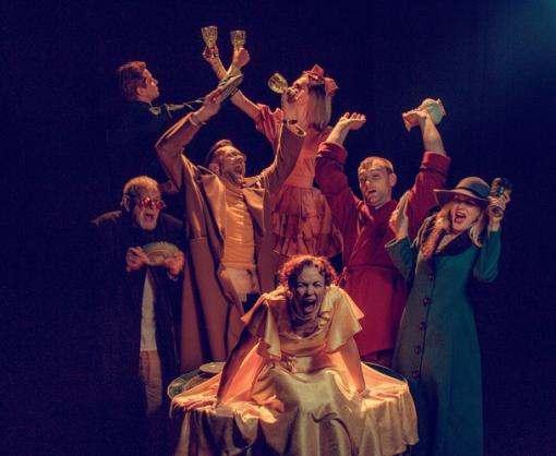 «Кукольный дом» в театре Пушкина поднимет тему насилия в семьях
