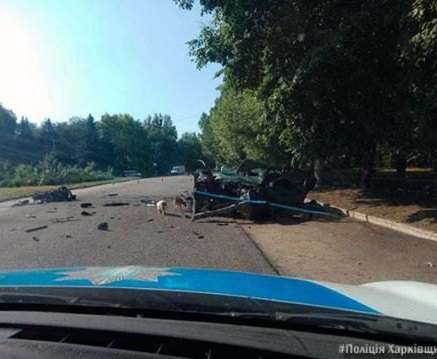Под Харьковом две девушки погибли во время трансляции в Instagram: видео
