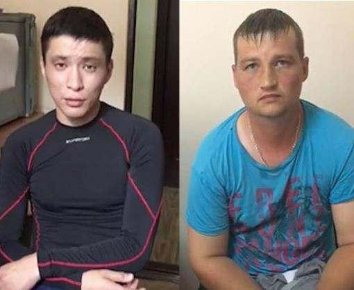 В Херсонской области задержали двух российских пограничников