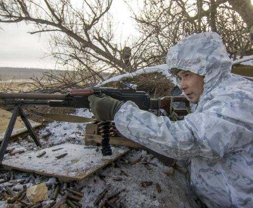 Как соблюдается режим прекращения огня в зоне АТО: погибли двое бойцов