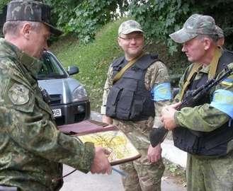 Под Харьковом начались масштабные военные учения