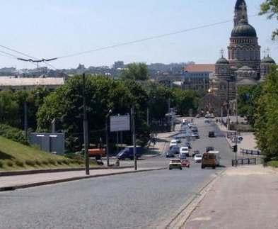 Крестный ход по центру Харькова изменит направления транспорта