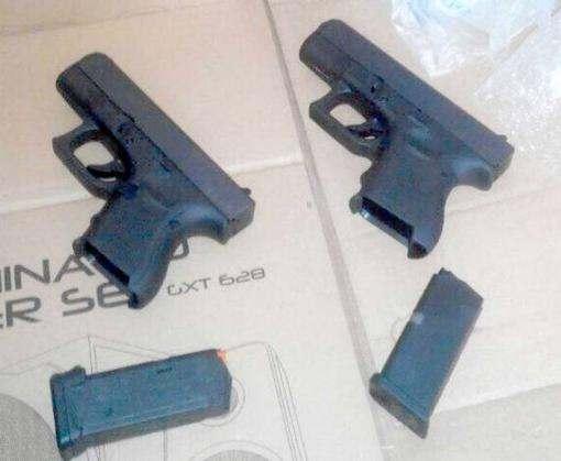 В Харькове обнаружили сеть продажи оружия