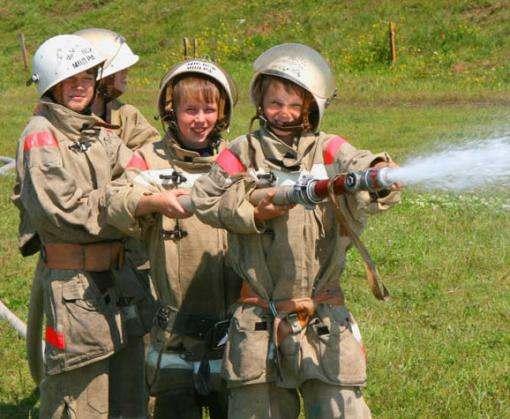 В Харькове проходит чемпионат Украины по пожарно-прикладному спорту