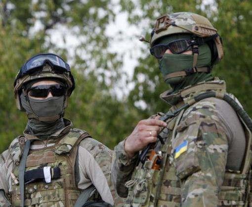 Украина требует возвращения части захваченных территорий