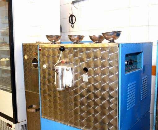 Первый фризер для мороженого был разработан в Харькове
