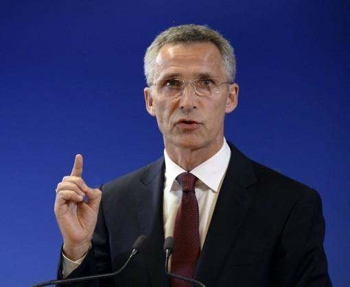 Генсек НАТО собирается посетить Украину