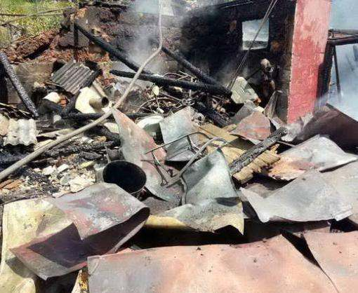 В жилом доме под Харьковом взорвался газовый баллон