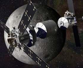 Украина и Китай хотят вместе исследовать Луну и Марс
