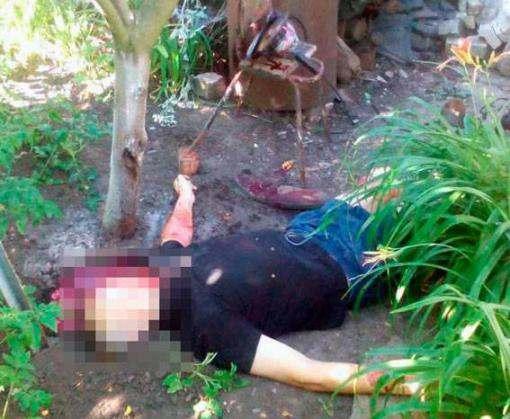 В Харькове мужчина убил себя шлифовальной машиной