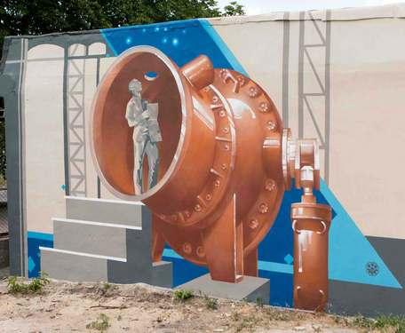 В Харькое появились новые граффити