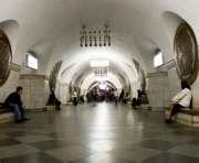 В харьковском метро человек попал под поезд