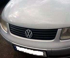 На Харьковщине выявили автомобиль с поддельными номерами
