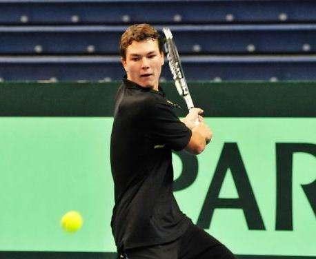 Харьковский теннисист победил в Египте