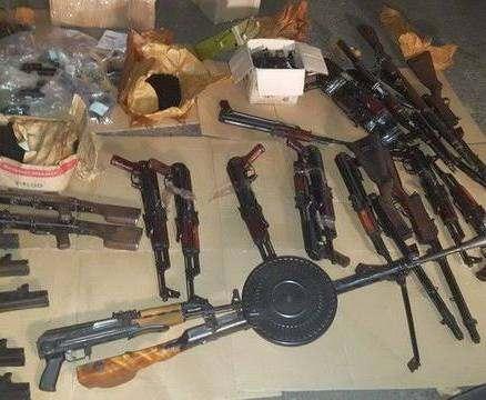 СБУ перекрыла кислород контрабандистам оружия: видео-факт