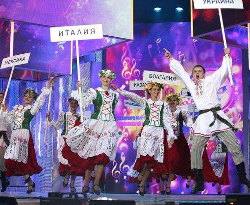 «Славянский базар» открывает «Фестивальное лето» на «Интере»
