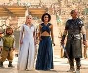 В Лос-Анджелесе состоялась премьера седьмого сезона «Игры престолов»