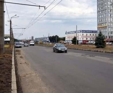 Московский проспект станет четырехполосным