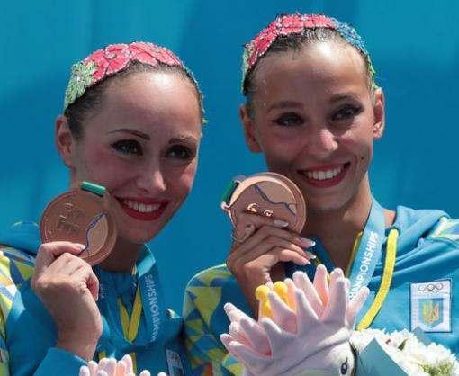 Харьковская синхронистка стала третьей на чемпионате мира в Венгрии