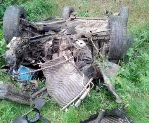 ДТП под Харьковом: погиб водитель Chevrolet