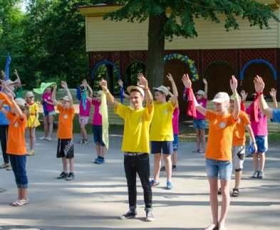 7000 харьковских детей оздоровятся летом