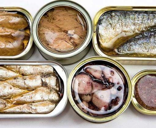 В Украине обнаружен ботулизм в рыбных консервах