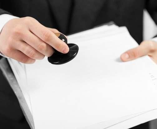Использовать печать на бизнес-документах теперь необязательно
