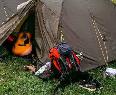 Под Харьковом пройдет палаточный фестиваль