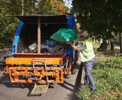 В Харькове изменены тарифы на вывоз мусора из частного сектора