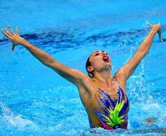 Анна Волошина завоевала третью медаль на чемпионате мира