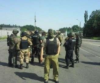 Харьковчан призовут в Нацгвардию