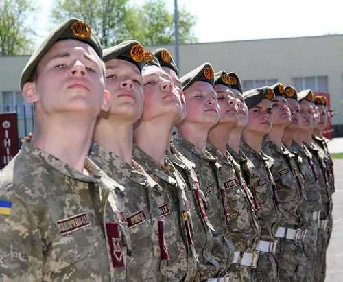 В Харькове завершен набор в кадеты