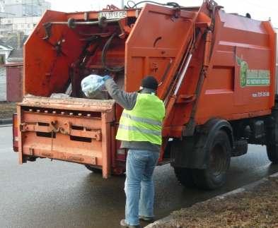 Услуги по вывозу мусора в Харькове подорожали, однако...