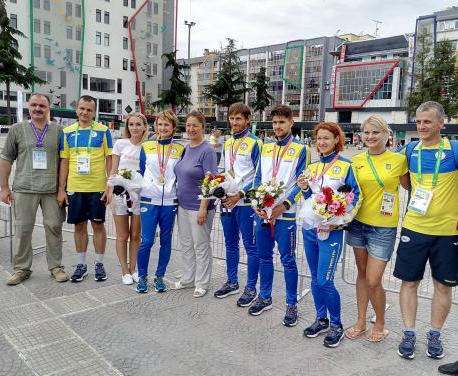 Харьковчане пополнили медальную корзину сборной наградами Дефлимпиады