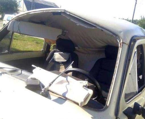 Под Харьковом взорвался автомобиль