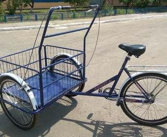В харьковской колонии освоили выпуск грузовых велосипедов
