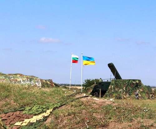 В Болгарии стреляли харьковские военные: фото-факт