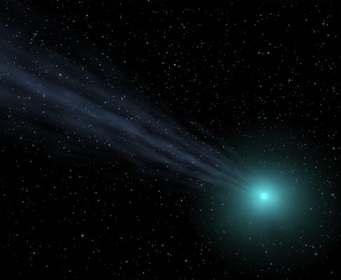Найдены новые гигантские кометы