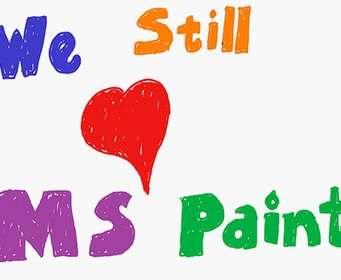 Microsoft отказалась хоронить Paint