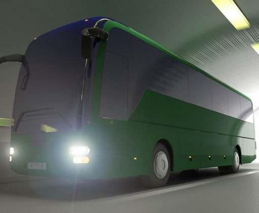 Из Харькова на Донбасс пустили новый автобус