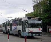 Тринадцатому троллейбусу опять нет счастья